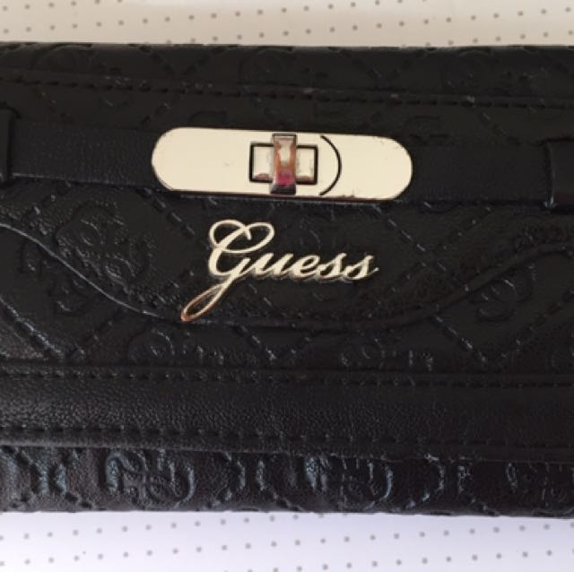 Genuine GUESS Wallet