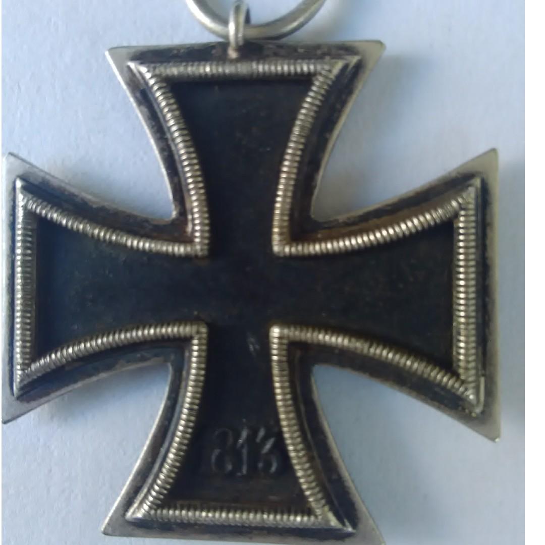 german 3rd reich cross pendent