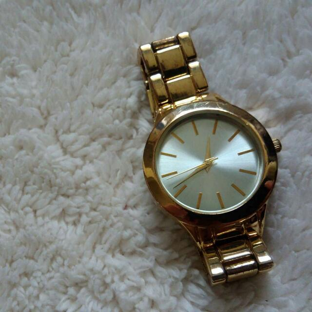 🎃Zalora Gold Watch🎃