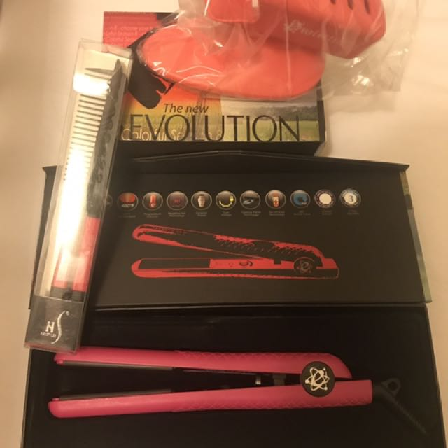 Hair Straightener & Essential Accessories All For $99