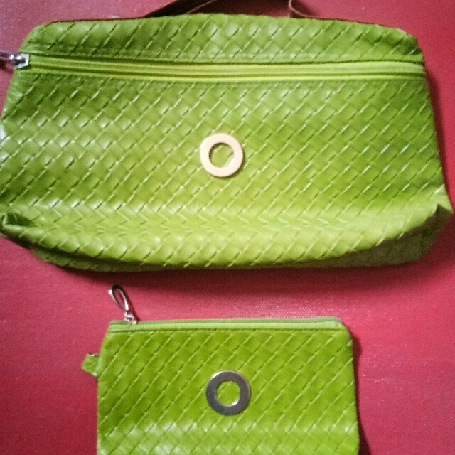 Hand Bag & Pouch