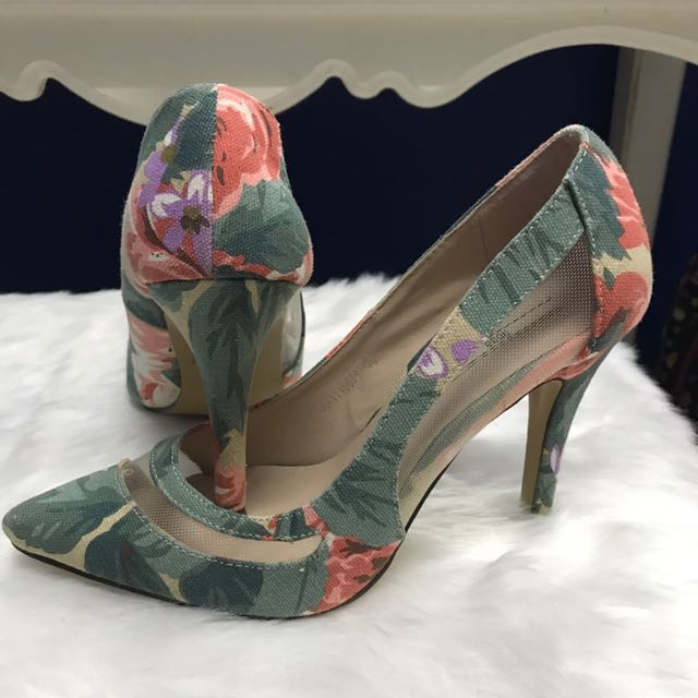 Heels From Nose