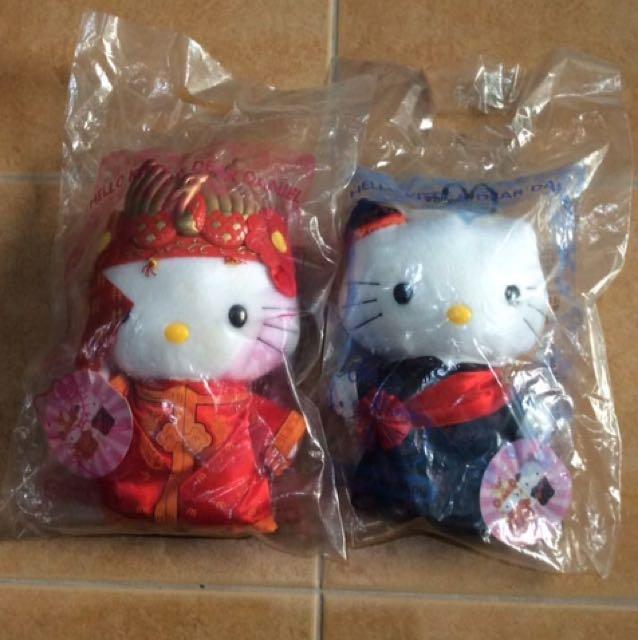 Hello Kitty Collectibles (mcdo)