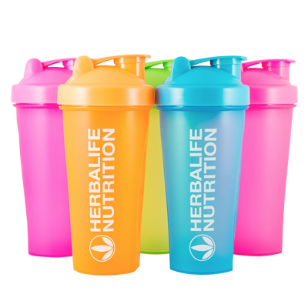 Herbalife Nutrition Neon Shaker Bottle, Sports, Sports & Games ...