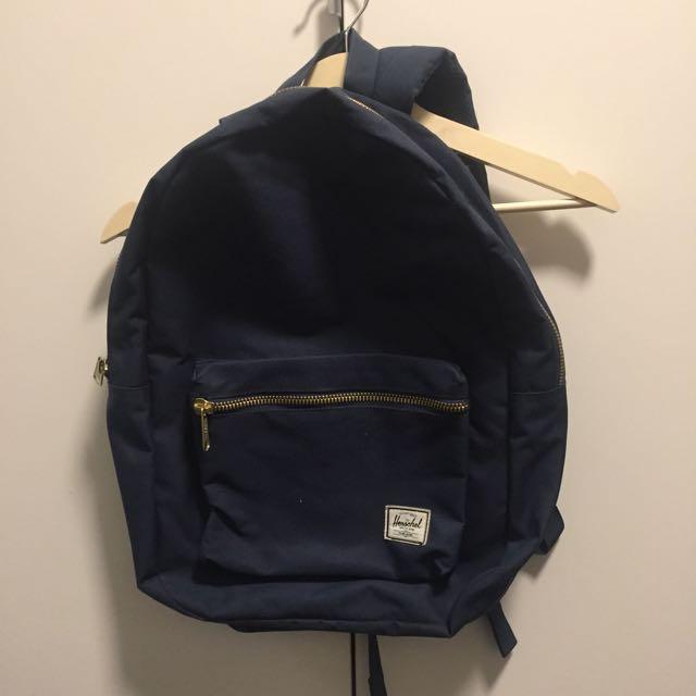 Herschel Unisex 23L Settlement Backpack Navy
