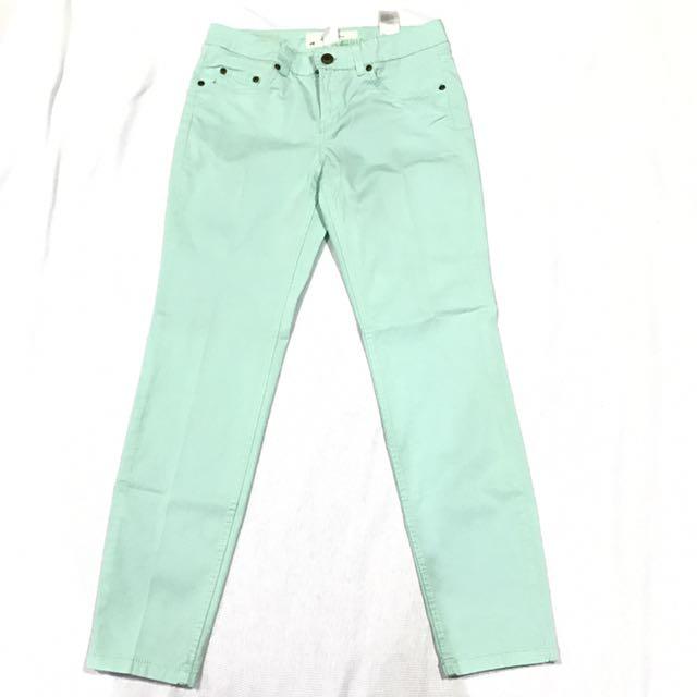 H&M Mint Jeans