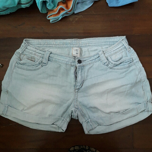 Industrial Cotton Shorts