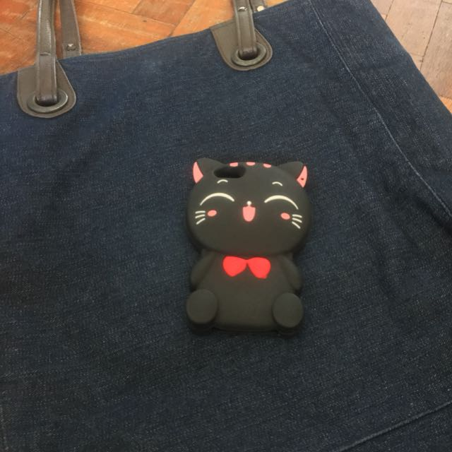 Iphone 5/5s Kitty Case