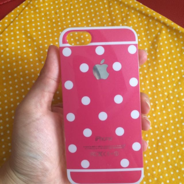 Iphone 5s Silicone Gel