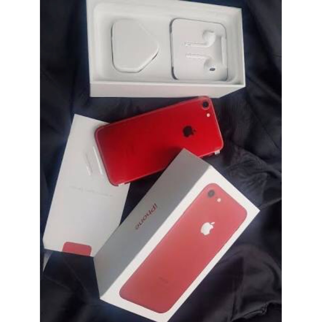 Iphone 7 Red edition 128gb