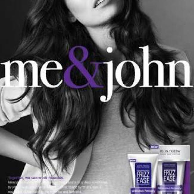 John Frieda Frizz Ease Calming Creme For Curly Hair