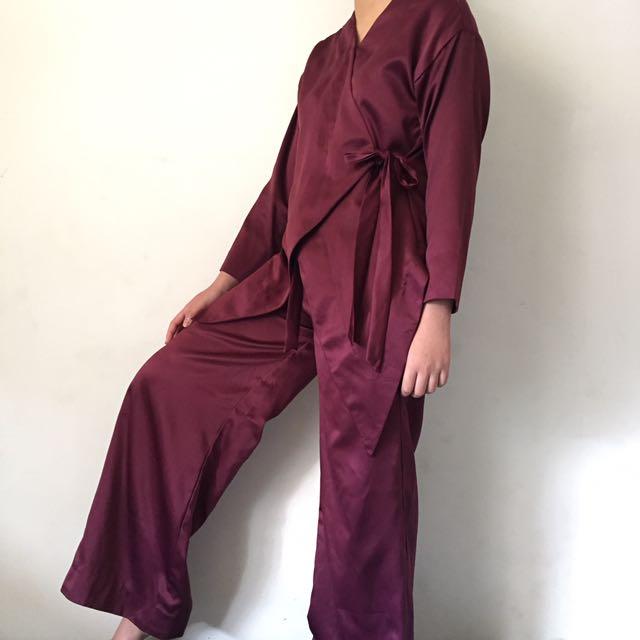Kimono + Kulot