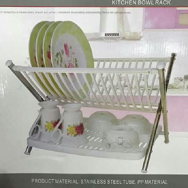 Kitchen Multifunctional Shelves