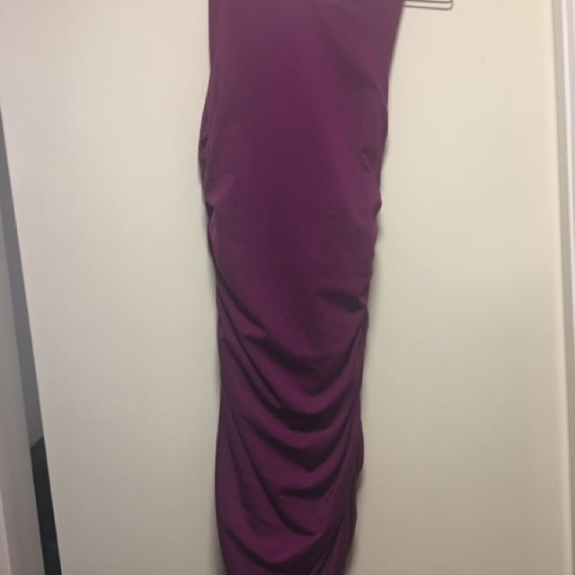 Kookai Purple Dress Size 1