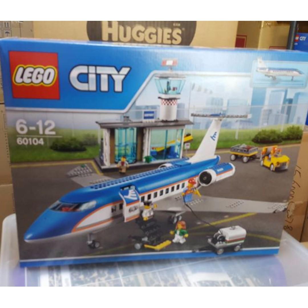 b0f01c0c73d Lego City Airport 60104, Toys & Games, Bricks & Figurines on Carousell