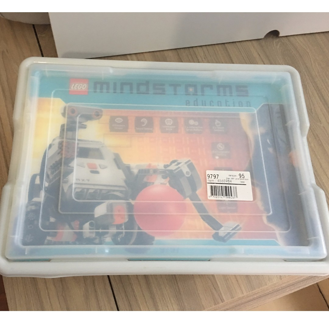 Lego Mindstorms Education 9797 & Mindstorm NXT 2 0 retail 8547 & Robotics  Engineering Course  STEM