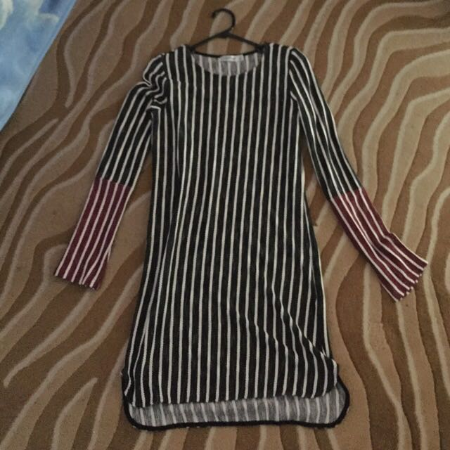 Long Sleeve Dress New Unworn Size M Medium