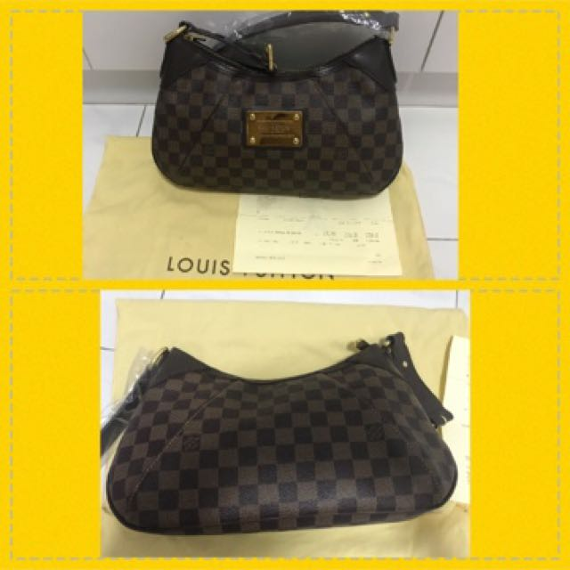 66bf05d557aa LV Thames PM Damier N48180 (Authentic)