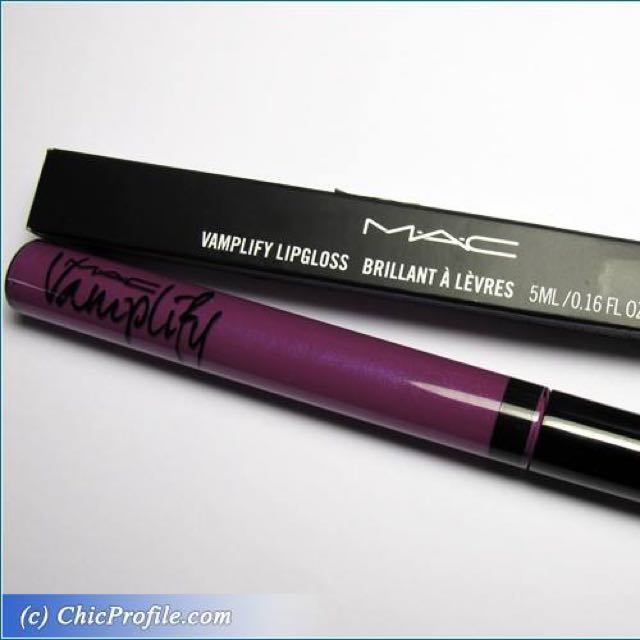Mac Cosmetics Vamplify Lipgloss