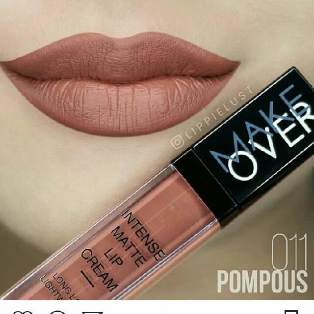 Make Over Lip Cream