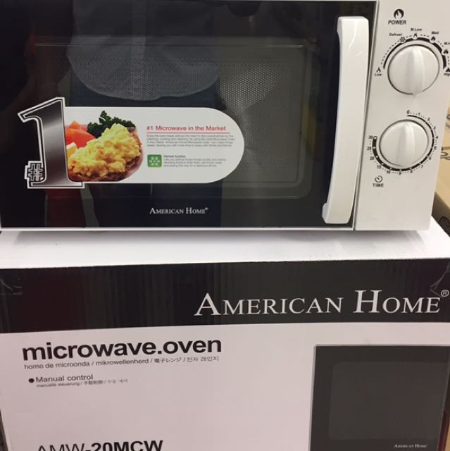Microwave Brand New With Very Hot Offer