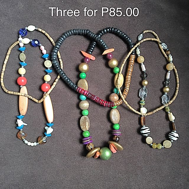 Native Necklaces Clearance Sale