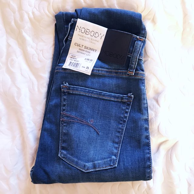 🆕Nobody Denim Jeans Size 25
