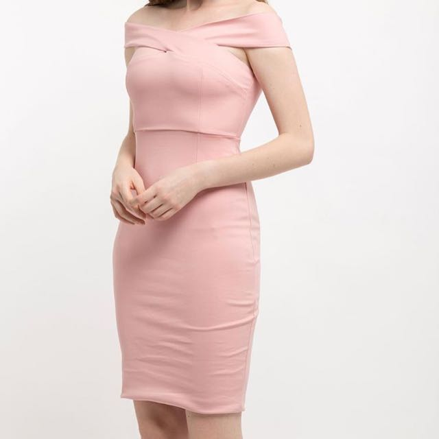 Nyla Pink Dress 💕