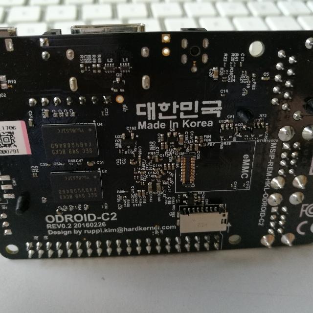 Odroid C2 - Mini PC, Electronics, Computers on Carousell