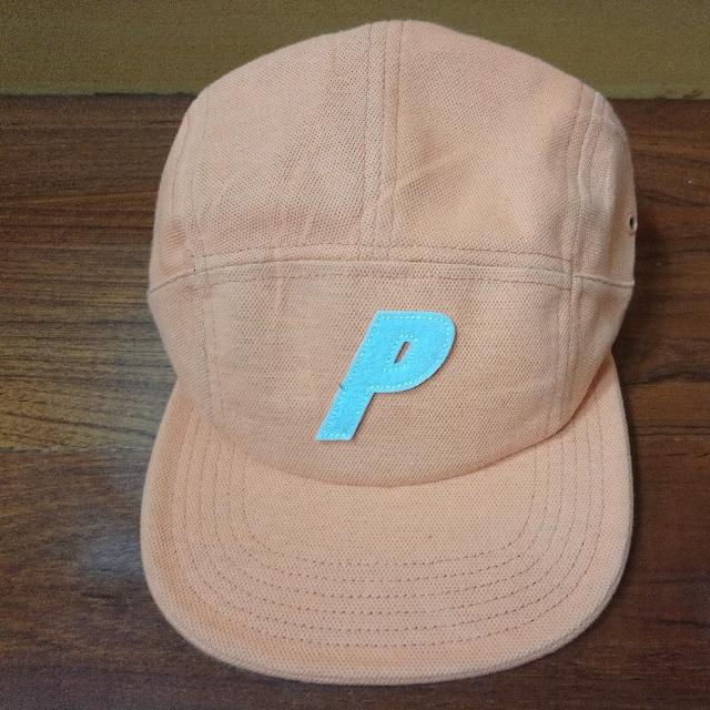 Palace 五分割帽 正品