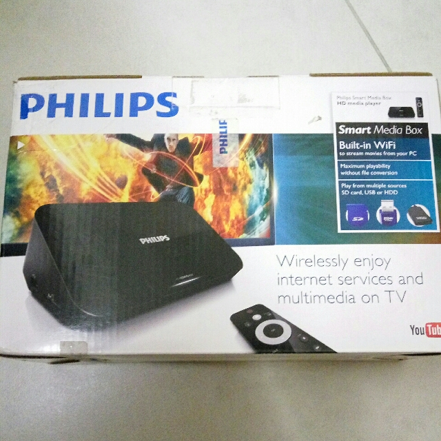 Philips Smart Media Box HMP5000