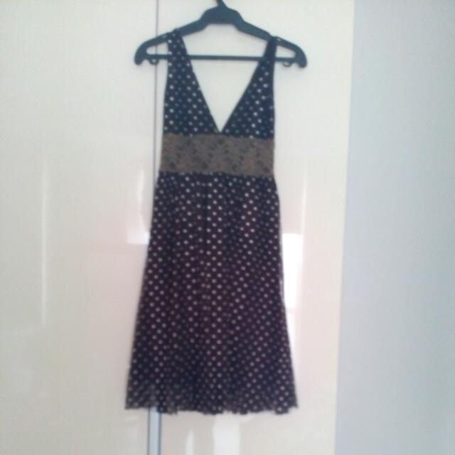 Polka Dots Sexy Dress
