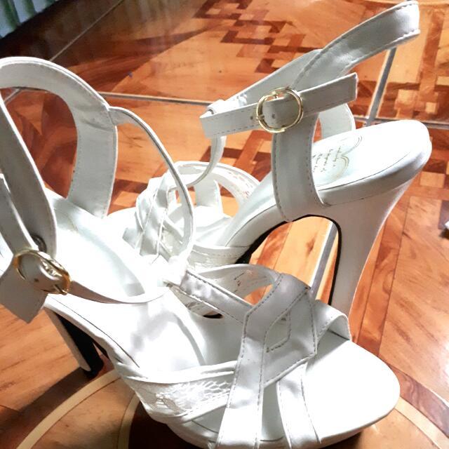 Preloved High Hills Shoes