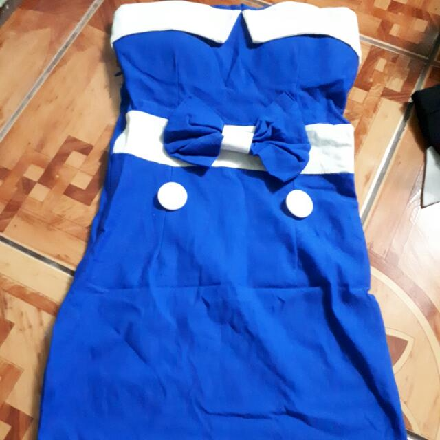 Preloved Mini Dress