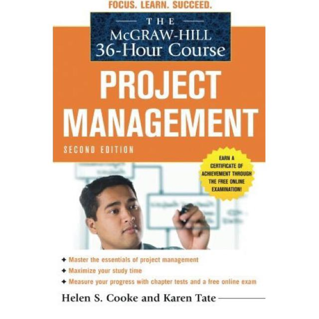 PROJECT MANAGEMENT The McGraw Hill 36-Hour Course 2nd Edition
