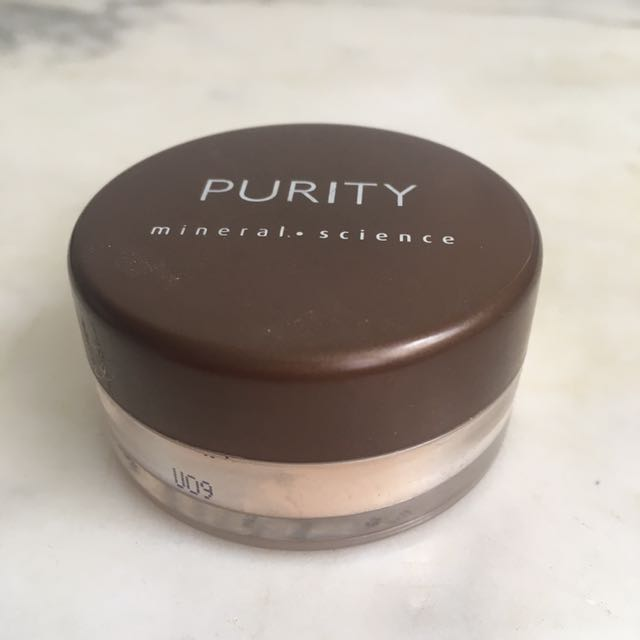 Purity Mineral Science Powder