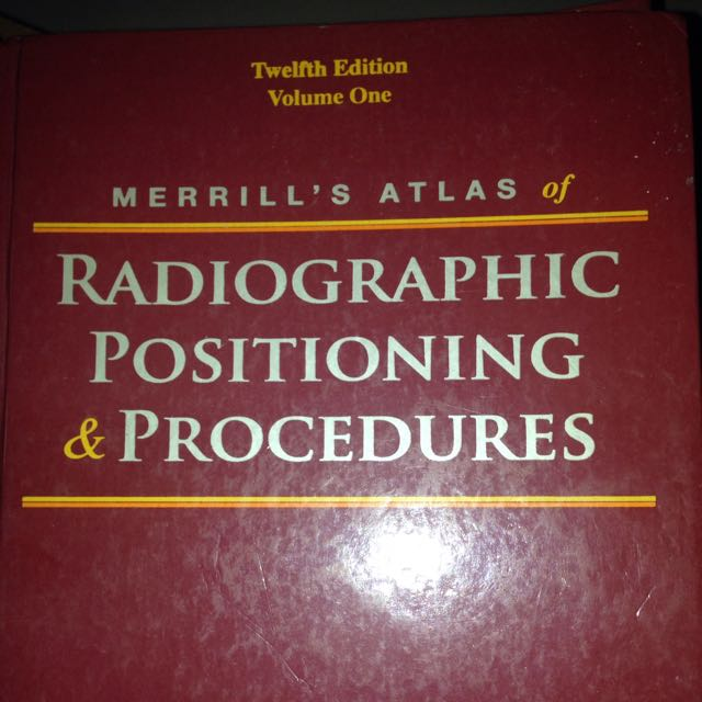 Radiographic Positioning Vol. 2