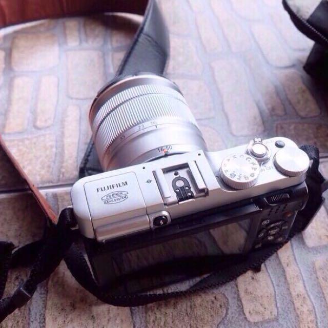 rental kamera fujifilm