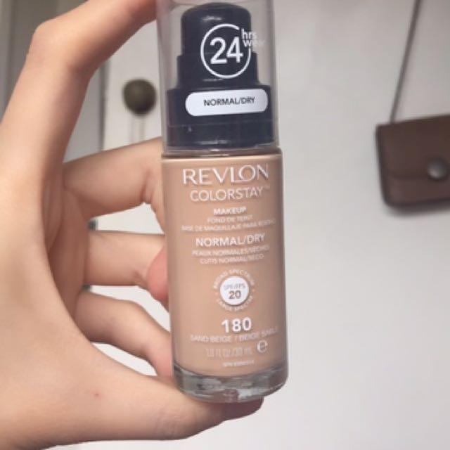 REVLON Colorstay Normal/ Dry 180