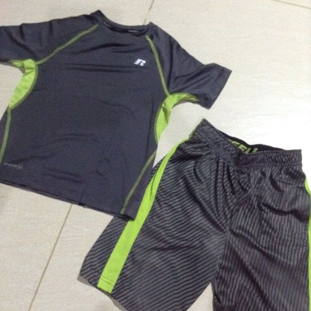 Russell Sports Or soccer Attire
