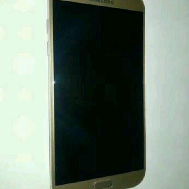 Samsung Galaxy A7 2017 Gold