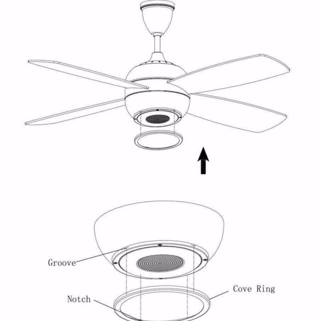 switch of wireless remote blog control ceiling mounted fan wall