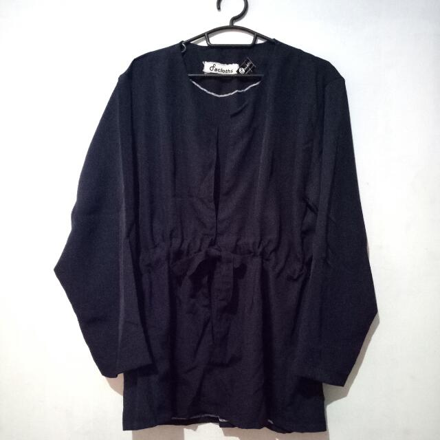 Semi Blazer (outer) Dafacloths (Local Brand)