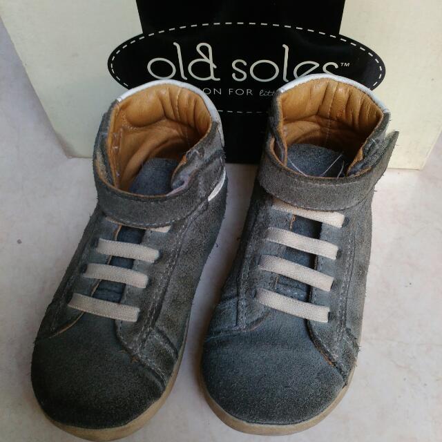 Sepatu Anak Old Soles