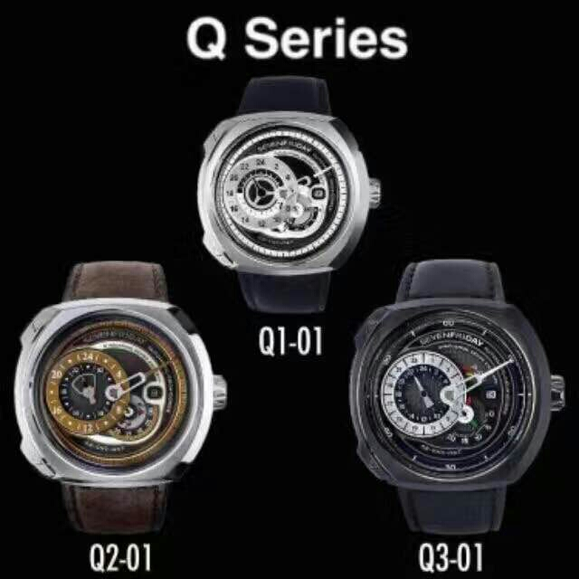 SevenFriday original reject Version with original miyota engine, Men's Fashion, Watches on Carousell