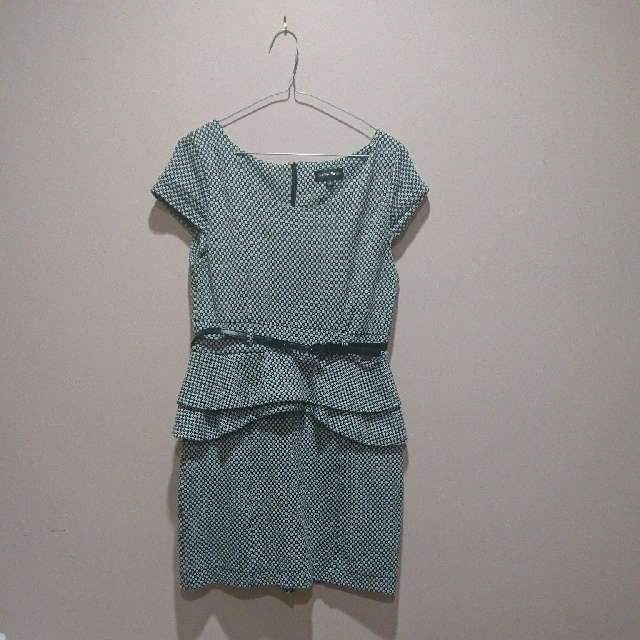 Size 12 Peplum Dress