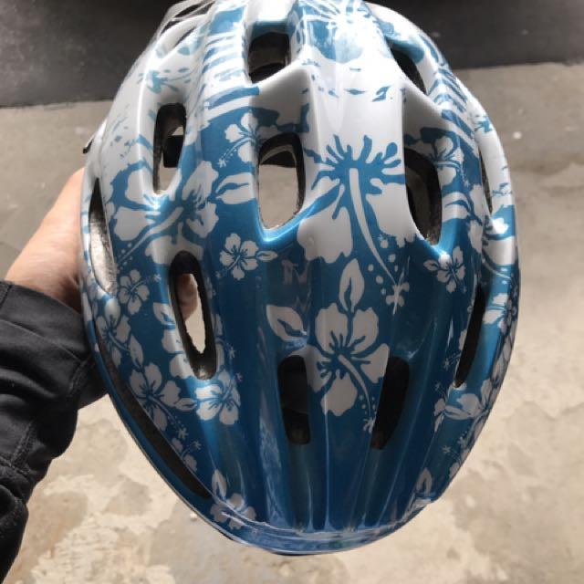 Small Medium Sized Bicycle Helmet