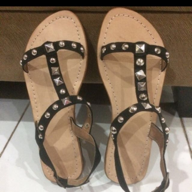 Studded Sandals Repriced!