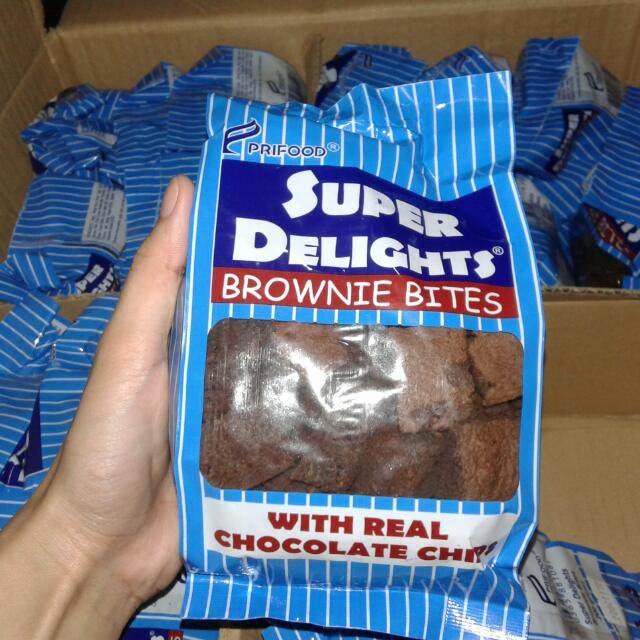 Super Delights Chocolate Brownies