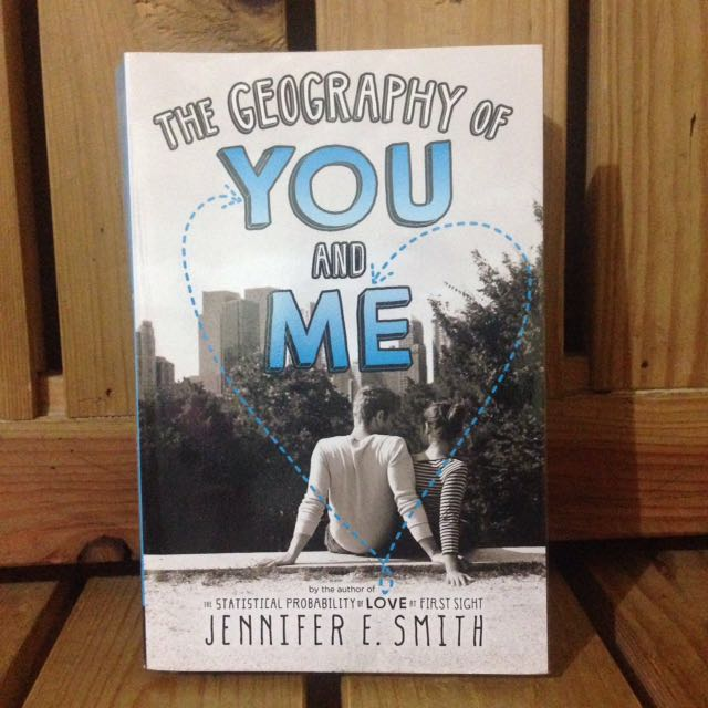 The Geography Of You & Me